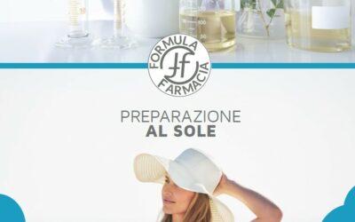 PREPARAZIONE AL SOLE